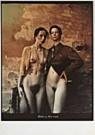 Jan Saudek (1935)  -  Saudek/(sisters in arms) - Postkaart -  F1768-1