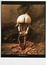 Jan Saudek (1935)  -  Saudek/(the burden) - Postkaart -  F1774-1