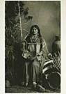 Anoniem,  -  Vrouw v/d Sierra Blanca - Postkaart -  F1795-1