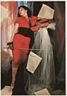 Irina Ionesco (1935)  -  Ionesco - Postkaart -  F1822-1