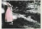 Sam G. Leder  -  Leder/ Lost in pink - Postkaart -  F1844-1