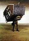 Teun Hocks (1947)  -  Untitled - Postkaart -  F1911-1