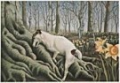 Tjarda Sixma (1962)  -  T.Sixma/Ook dieren hebben/Torc - Postkaart -  F2036-1