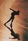 Mike King  -  Snelschaatser - Postkaart -  F2057-1