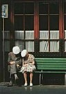 Giorgio Skory  -  Op het station - Postkaart -  F2069-1