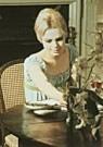 Nat Finkelstein (1933-2009)  -  N.Finkelstein/Edie + cat,1965 - Postkaart -  F3134-1