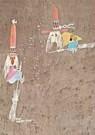 Fiep Westendorp (1916-2004)  -  Winterboek - Postkaart -  FWC151-1