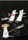 Fiep Westendorp (1916-2004)  -  Winterboek - Postkaart -  FWC217-1