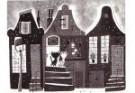 Fiep Westendorp (1916-2004)  -  Pim en Pom - De witmaker - Postkaart -  FWC302-1