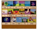 Ram Katzir (1969)  -  R.Katzir/JHM/De leesplank - Postkaart -  PC091-1
