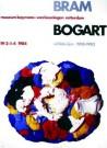 Bram Bogart (1921-2012)  -  Mus.Boymans-v.B - Poster -  PS049-1