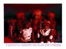 Mirja de Vries  -  Teddies - Poster -  PS098-1