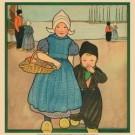 Rie Cramer (1887-1977)  -  75 - Postkaart -  PS1032-1