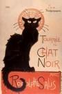 -  Tournee du chat noir - Postkaart -  PS1040-1