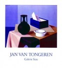 Jan van Tongeren (1897-1991)  -  Stilleven/ 66*80/ K - Postkaart -  PS111-1