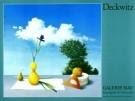 Franz Deckwitz (1934-1994)  -  Untitled(stillife) - Poster -  PS199-1