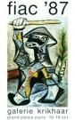 Pablo Picasso (1881-1973)  -  Arlequin - Postkaart -  PS304-1