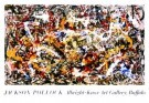 Jackson Pollock (1912-1956)  -  Convergence - Poster -  PS342-1