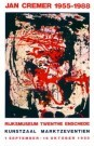 Jan Cremer (1940)  -  Composition - Postkaart -  PS352-1