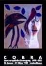Constant Nieuwenhuys 1920-2005 -  Femme Pleur - Postkaart -  PS382-1