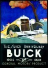 Jan Lavies (1902-2005)  -  Buick - Postkaart -  PS406-1