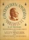 Felicien Bobeldijk (1876-1964) -  F.Bobeldijk/Mahler 1920/Concgb - Postkaart -  PS800-1