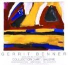 Gerrit Benner (1897-1981)  -  Rode wolken - Postkaart -  PS894-1