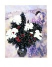 Marc Chagall (1887-1985)  -  White Lilacs - Postkaart -  PS898-1