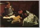 Willem Bastiaan Tholen 1860-1  -  Zusters Arntzenius - Postkaart -  PS925-1