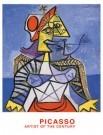 Pablo Picasso (1881-1973)  -  Femme a l'oiseau - Postkaart -  PS939-1