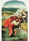 Jheronimus Bosch (1450-1516)  -  J. Bosch/De heilige Christpher - Postkaart -  PS996-1