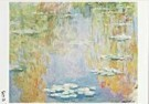 Claude Monet (1840-1926)  -  Nympheas - Postkaart -  QA026-1