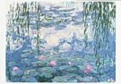 Claude Monet (1840-1926)  -  Nympheas - Postkaart -  QA027-1