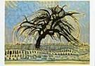 Mondriaan (1872-1944)Mondrian  -  Blauwe Boom - Postkaart -  QA039-1