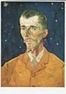 Vincent van Gogh (1853-1890)  -  van Gogh/Eugene Boch - Postkaart -  QA099-1