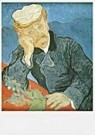 Vincent van Gogh (1853-1890)  -  van Gogh/Le docteur - Postkaart -  QA101-1