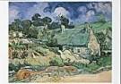 Vincent van Gogh (1853-1890)  -  Chaumes de Cordeville - Postkaart -  QA103-1