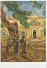 Vincent van Gogh (1853-1890)  -  van Gogh/Hopital St.Paul - Postkaart -  QA105-1