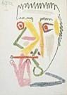 Pablo Picasso (1881-1973)  -  Picasso/Roker/BR/BvB - Postkaart -  QA134-1