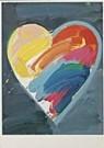 Paul Giovanopoulos (1939)  -  Heart A - Postkaart -  QA145-1