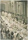 E.Matania (1847-1929) - Feesttafel - Postkaart - QA173-1