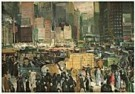 George Bellows (1882-1925)  -  G.Bellows/New York/NGW - Postkaart -  QA208-1