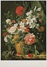 Jan van Huysum (1682-1749)  -  J.van Huysum/BloemstillevenAHM - Postkaart -  QA221-1