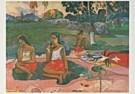 Paul Gauguin (1848-1903)  -  P.Gauguin/Source miraculeu/ERP - Postkaart -  QA223-1