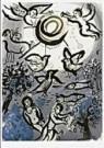 Marc Chagall (1887-1985)  -  M.Chagall/Creation/JHM/BR - Postkaart -  QA232-1