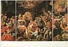 Dirck Barendsz (1534-1592)  -  Barendsz D./Drieluik/S.M.G. - Postkaart -  QA239-1
