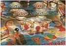 Charles Bell (1935-1995)  -  C.Bell/Miami Beach/LKM - Postkaart -  QA241-1