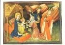Anoniem  -  Aanbidding Koningen/KB - Postkaart -  QA288-1