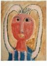 -  Girl's Portrait/Meisjesportret - Postkaart -  QA364-1