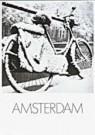 Paul Huf (1924-2002)  -  Huf/ Bike in snow - Postkaart -  QB037-1